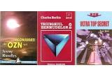 3 x carte despre Fenomenul OZN
