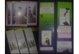 """1 x cartea """"Edenbrooke"""" + 5 semne de carte + 2 carti postale, 1 x cartea """"Urechile Pisicii Olga"""" + 5x semne de carte + 2 carti postale"""