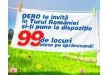 1 x o noapte de cazare la una dintre cele 99 de pensiuni existente in promotie la alegere, 10 x pachet de detergent DERO 2in1 FloriBalsam Levantica si Iasomie de 4 kilograme