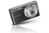 1 x o camera foto digitala BenQ E1465, 3 x e-bonusuri de cite 50 de LEI care pot fi folosite pentru cumparaturi de pe site-ul livius.ro