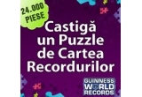 1 x puzzle ce a detinut recordul ca fiind cel mai mare puzzle din lume, 1 x voucher cumparaturi bestkids.ro de 500 RON, 1 x voucher cumparaturi bestkids.ro de 300 RON