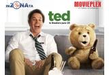 """1 x invitatie dubla la filmul """"Ted"""" la primul film al lui Seth MacFarlane"""