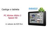 1 x o tableta PC Allview Alldro 2 Speed HD