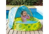 1 x Piscina bebelus Baby H2o Pop-up & Parasol