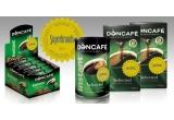 10 x set de cafea Doncafe constand in 2 pachete Doncafé Selected 250 g + 1 cutie Doncafé Selected Instant 200 g + 1 cutie Doncafé Selected Instant 60 pliculete.