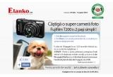 1 x camera foto Fujifilm T200