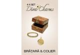 4 x un set de bijuterii Diva Charms