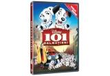 "2 x DVD cu filmul ""101 dalmațieni"""