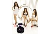 10 x parfum Kim Kardashian