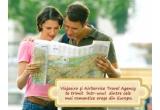 1 x 2 bilete de avion catre unul dintre cele mai romantice orase din Europa