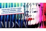 5 x albumul MADONNA – MDNA + un tricou InfoMusic
