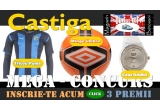 "1 x Minge de Fotbal – ""marca Umbro"", 1 x Tricou Puma, 1 x Ceas elegant ""DAMA"""