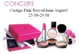 1 x voucher de 100% reducere - Pink Bok