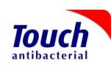 4 x premiu constand in produse impotriva bacteriilor de la Touch