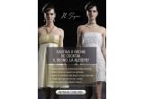 1 x o rochie de cocktail Il Segno, la alegere