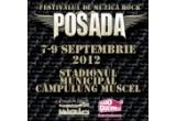 2 x abonament dublu la Posada Rock Festival 2012