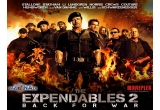 "1 x invitatie dubla la filmul ""The Expendables 2"""