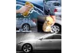 1 x 30 de  spalari interior/exterior ale autoturismului tau