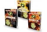 3 x volum al seriei Jocurile Foamei in format pdf.