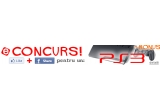 1 x o consola PlayStation 3 Slim 320 Gb
