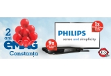 9 x DVD-Player Philips, 1 x Televizor LED Philips, 81 cm, FULL HD