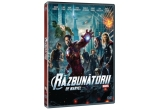 "4 x DVD cu filmul ""The Avengers (Razbunatorii)"""