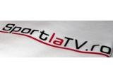 1 x un televizor full HD cu diagonala de 81 cm + o sapca SportlaTV.ro, 1 x telefon Samsung cu touch-screen + o sapca SportlaTV.ro, 1 x minge de fotbal + o sapca SportlaTV.ro