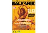 1 x invitatie dubla la festivalul Balkanik