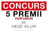 5 x premiu constand in parfumuri HEIDI KLUM
