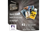 45 x invitatie dubla la Grand Cinema Digiplex