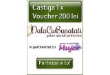 1 x un voucher de 200 lei oferit de OalaCuBunatati si MuJeR