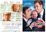 """6 x bilet de o persoana la unul din filmele """"Campania"""" sau """"Terapie de cuplu"""" care pot fi vazute la HMultiplex-ul din Mall Vitan"""