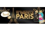 1 x o excursie de weekend la Paris, Franta, pentru 2 persoane + 1.000 euro bani de cheltuiala in excursie