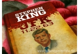 "1 x cartea ""JFK 11.22.63"" de StephenKing"