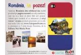 1 x 5 carti despre Romania de la Editura Noi Media Print