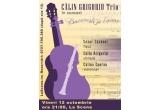 1 x o invitatie dubla la concertul CALIN GRIGORIU TRIO