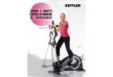 1 x bicicleta eliptica KETTLER cu programe de antrenament