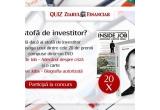 """20 x pachet compus din o carte """"Steve Jobs – Biografia autorizata"""" de Walter Isaacson + un DVD """"Inside Jobs – Adevarul despre criza """""""