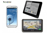 1 x Telefon mobil Samsung I9300 GALAXY S3, 1 x Sistem de navigatie North Cross ES515, 1 x Tableta Allview Alldro 2 Speed DUO SuperSlim