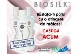 1 x un set de produse pentru ingrijirea parului BIOSILK
