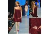 1 x o rochie creatie Kinga Varga