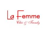 6 x un voucher de 150 lei oferit de La Femme