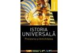 """1 x primul volum al lucrarii """"Istoria universala"""""""
