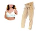 5 x premiu constand in pantaloni pentru gravide Bianca si sutiene de alaptat Karina