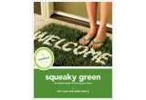 "2 x cartea ""Squeaky Green"""