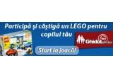 3 x un LEGO pentru copilul tau