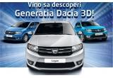 1 x masina Noul Sandero Stepway, 1 x masina Dacia Logan Acces, 1 x masina Dacia Sandero Acces, 200 x radio cu casti X-Ray, 4 x IPod Touch