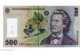 5 x 500 RON cu CBD in luna Decembrie 2012