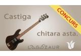 1 x o Vintage Handmade Bass Guitar