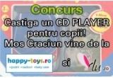 1 x un CD Player de jucarie
